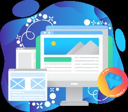 Image Inscription et création de votre site web ou e-commerce